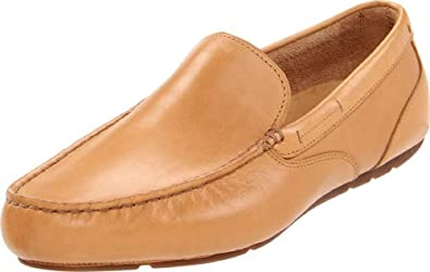 Rockport Men's Glenway Tan Moccasin K60382  11 UK , 46 EU , 11.5 US