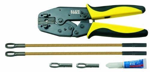 Klein Tools 56115 Fiberglass Fish Tape Repair Kit