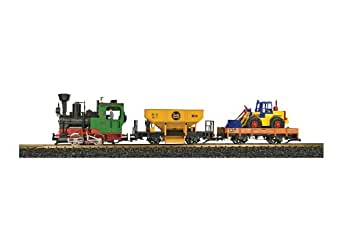 LGB Freight G Scale Starter Set with