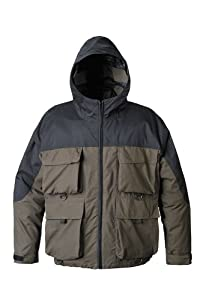 Mossi RX-3 Brown Hunting and Fishing Rain Jacket from Mossi