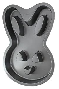 WILTON Non-Stick Indentation Bunny Pan