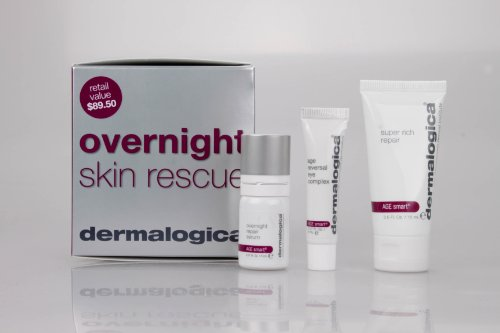Dermalogica Age Smart Overnight Skin Rescue Kit 3 Piece Kit