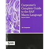 Carpenter's Complete Guide to the SAS Macro Languageby Art Carpenter