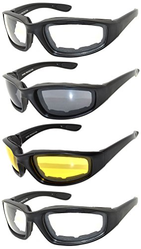 Cheap Padded Biking Glasses