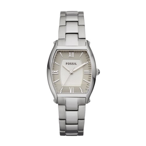 Fossil Ladies Silver tone Bracelet Watch ES3057