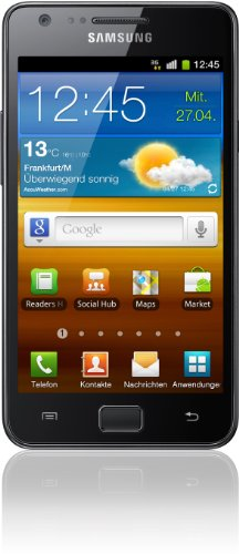 Samsung i9100 Android SIM Free Smartphone