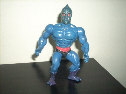 Vintage He-man Masters of the Universe Action Figure Webstor - 1