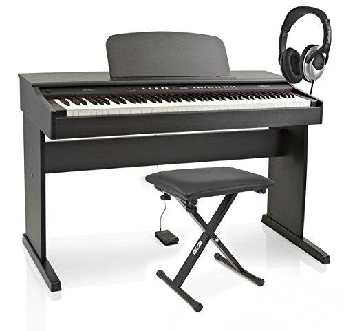 Piano-Digital-DP-6-de-Gear4music-Pack-de-Accesorios