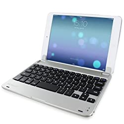 iPad Mini Chrome Wireless Bluetooth Keyboard