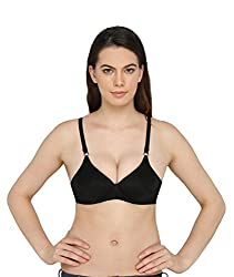 Vivity Solid Women's Bra