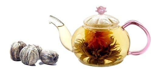 New Tea Beyond GFS2010 Blooming Tea Juliet Set