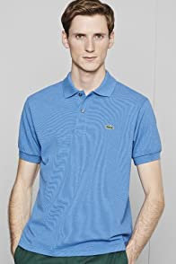 Short Sleeve Classic Chine Pique Polo