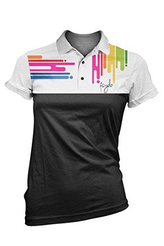 fayde-europa-ladies-gel-fashion-polo-de-golf-ladies-golf-polo-camisa-para-mujer-ladies-polo-t-camisa