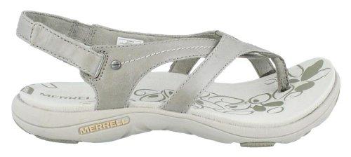 Merrell Women'S Buzz Lavish Sandal,Aluminum,8 M Us front-819904