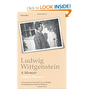 Ludwig Wittgenstein: A Memoir