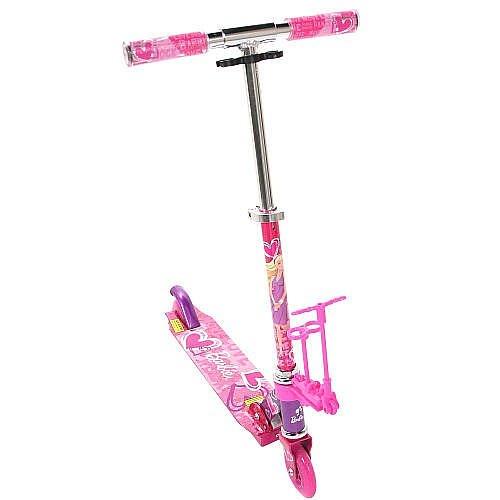 Barbie Super Cute Folding Scooter