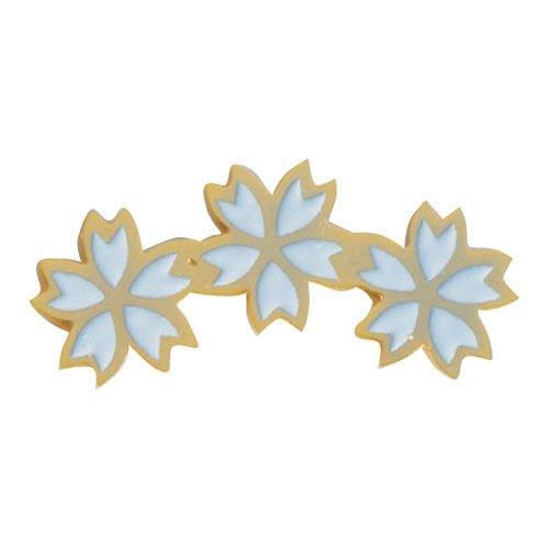 リトルプリティー PWチェリーブロッサム3連 ゴールド 10個 LPー5001G