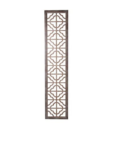 Privilege Wooden Screen Panel, Brown
