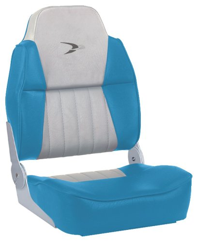 Wise® Premium Deluxe Hi - back Fishing Chair