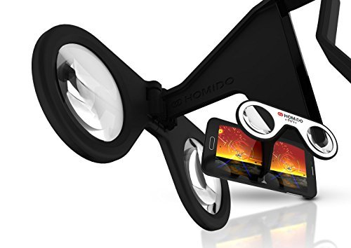 Homido Mini, Mini Virtual Reality Glasses for Smartphone