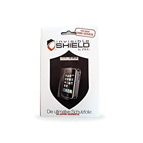 invisibleSHIELD for the Logitech Squeezebox Duet (Screen)