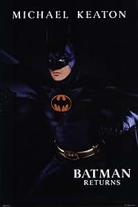 K 11 Movie Batman Returns Poster Movie K 11 x 17 In - 28cm x 44cm Michael Keaton ...