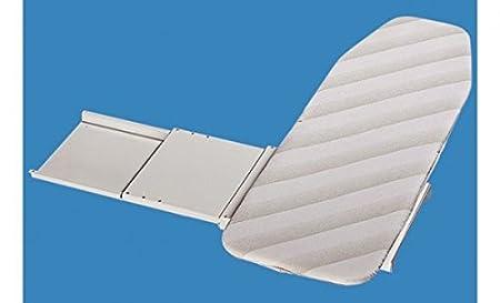 Rangez–Tabla de planchar de armario orientable de 180°