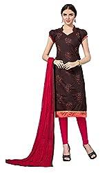 Surbhi Fashion-SDVI-ELIFA11134-Designer Semi Stitched Dress Material