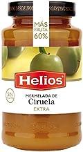 Helios Mermelada Extra Ciruela Frascos - 640 gr
