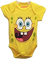 Nickelodeon SpongeBob SquarePants Baby Bodysuit Dress Up Outfit