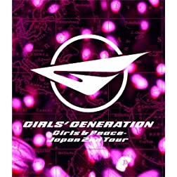 Girls & Peace: Japan 2nd Tour [Blu-ray]