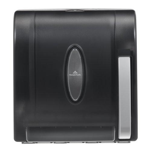 georgia-pacific-vista-54338-black-hygienic-push-paddle-roll-paper-towel-dispenser-1275-width-x-1425-