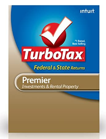 TurboTax Premier Federal + E-File + State 2012 for PC [Download]