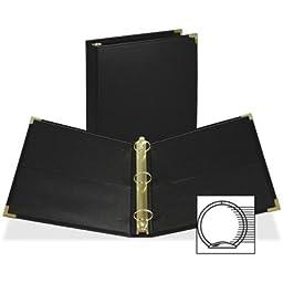SAM15150 - Samsill Leather-like Classic Collectn Ring Binder
