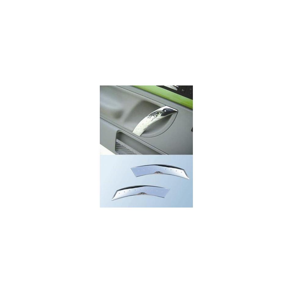 Volkswagen VW Beetle Interior Door Trim Covers   Fits 1998, 1999, 2000, 2001, 2002, 2003, 2004, 2005, 2006, 2007, 2008, 2009, and 2010 VW Beetle