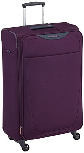 Samsonite Base Hits Spinner 77/28 Exp Valigie, 77 cm, 94 L, Viola (Viola)