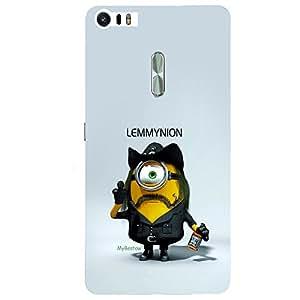 Lemmynion - Mobile Back Case Cover For Asus Zenfone 3 Ultra (ZU680KL)