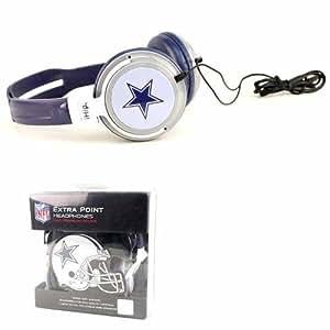 Dallas Cowboys Premium Headphones (iHip)