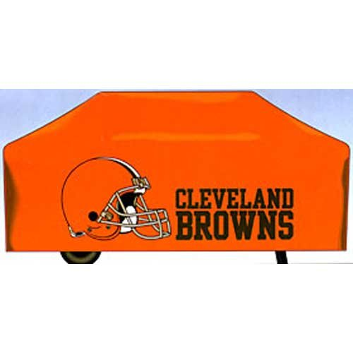 CSY-9474638551-Cleveland Browns NFL Deluxe Grill Cover