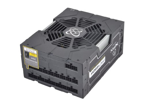 Xfx Pro 1250w Black Edition Full Modular 80plus Gold Psu