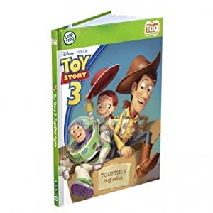 LeapFrog Tag Book Toy story 3
