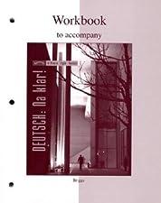 Workbook for Deutsch Na klar! by Jeanine Briggs