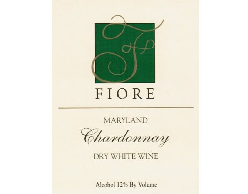 2011 Fiore Winery Chardonnay 750Ml