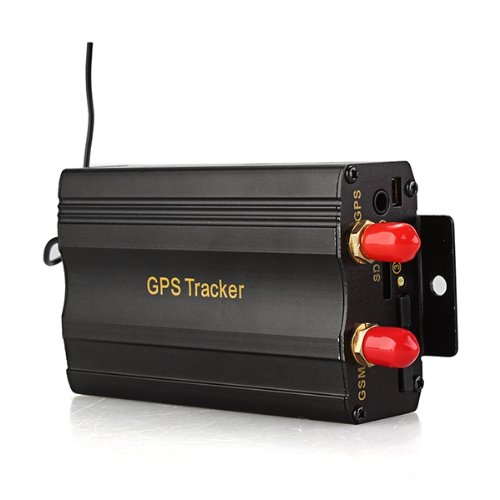 GPS GSM GPRS Car Vehicle SMS SOS Safety Tracker System Google Map Link