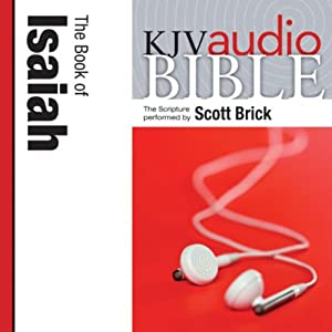 King James Version Audio Bible: The Book of Isaiah | [Zondervan Bibles]