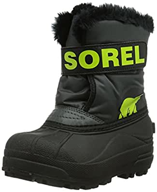 Amazon.com: Sorel Snow Commander Childrens Winter Boot