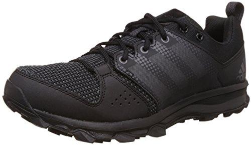 adidas galaxy trail m - Scarpe da running da Uomo, taglia 43,1/3, colore Nero
