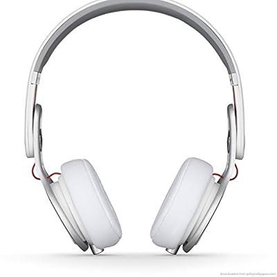 New Beats by Dr. Dre   Mixr Lightweight DJ On-Ear Headphones - White (900-00032-01)