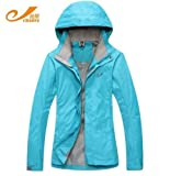 Women Sport Waterproof Breathable Winter Outwear Ski Outdoor Jacket