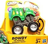 Rowdy Monster Garbage Truck Tonka Chuck Basic Feature Friends Assortment